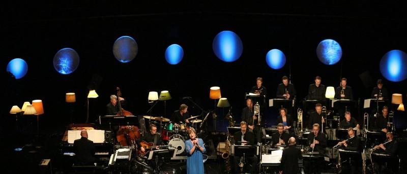 DR Big Band kommer helt tæt på publikum med mini-turné under Vinterjazz