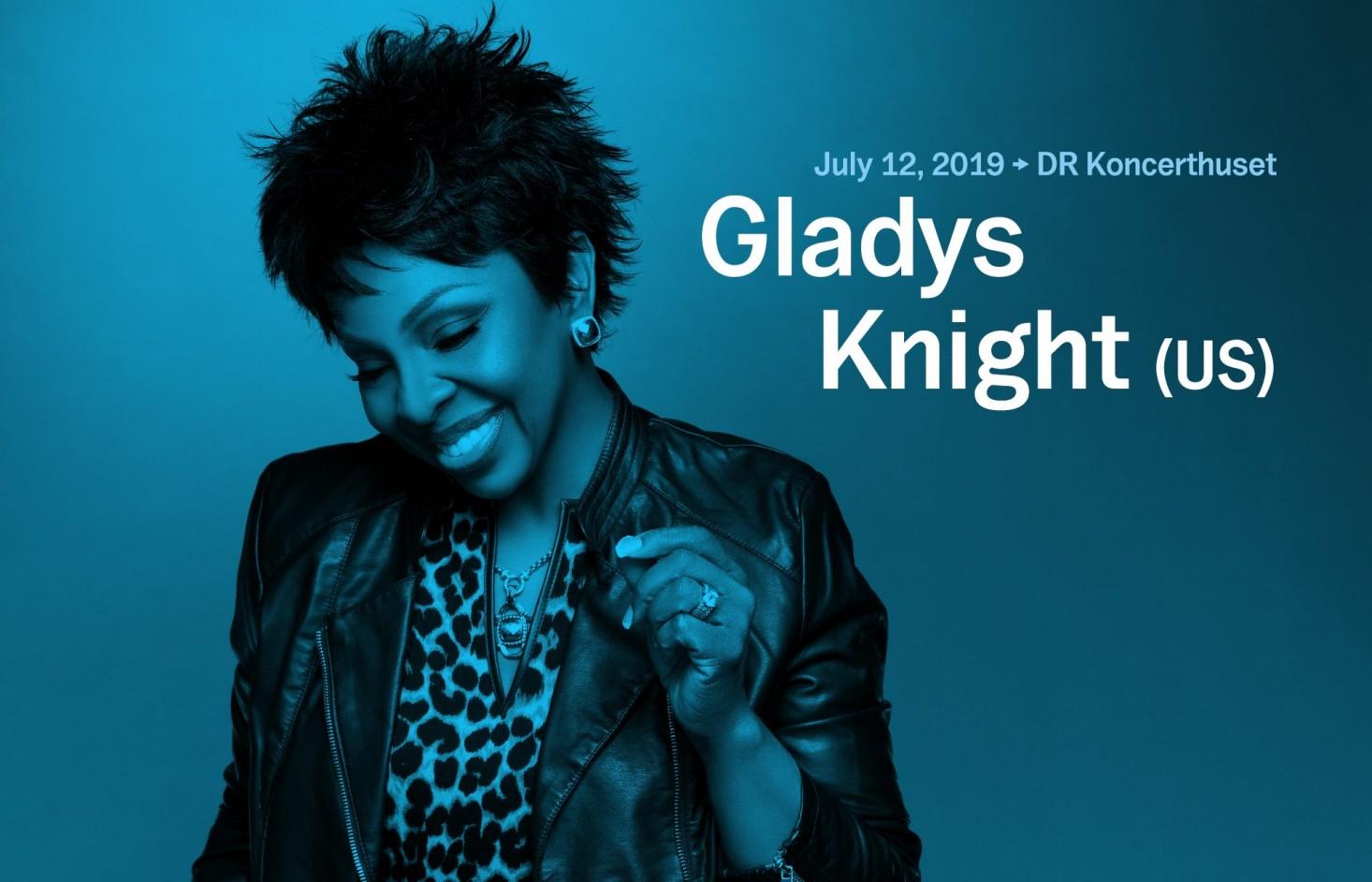 Gladys Knight er første hovednavn på Copenhagen Jazz Festival 2019