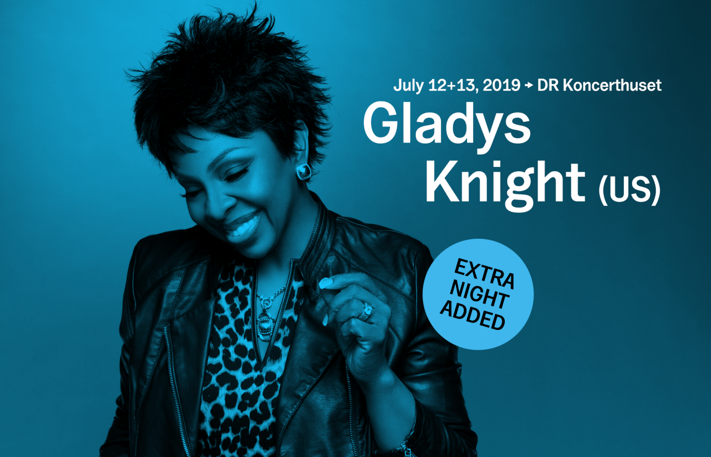 Gladys Knight is the first headliner at Copenhagen Jazz Festival 2019