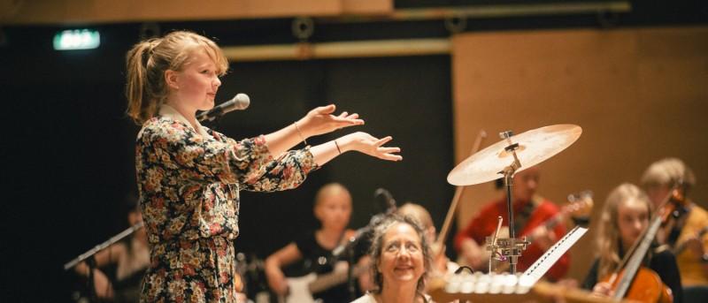 JazzCamp for Piger indtager landets musikskoler under Vinterjazz