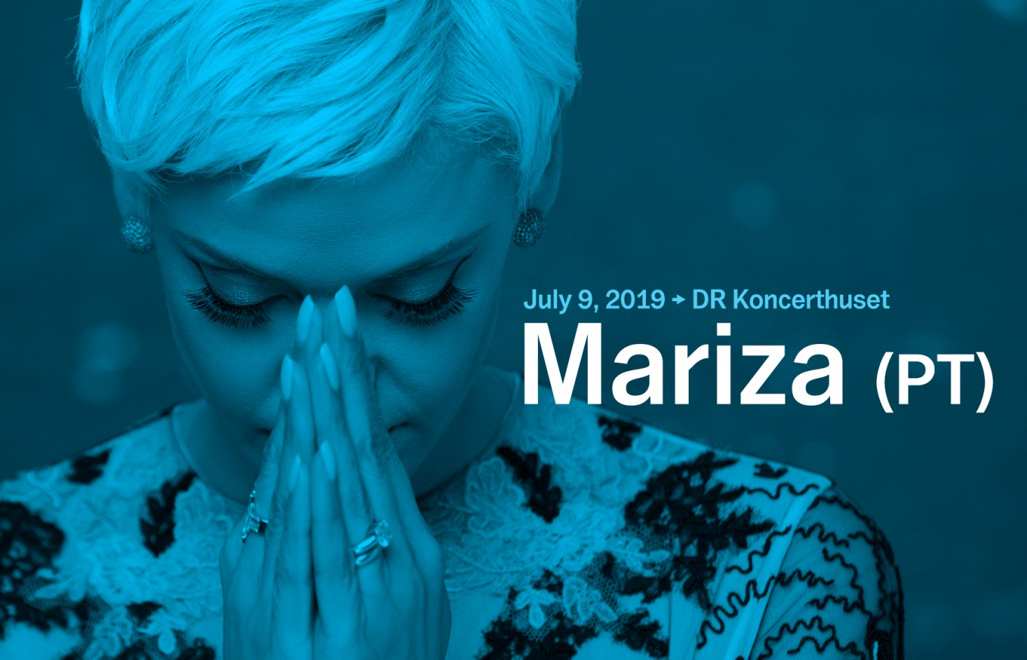 Mariza – Portuguese fado phenomenon is headlining Copenhagen Jazz Festival 2019