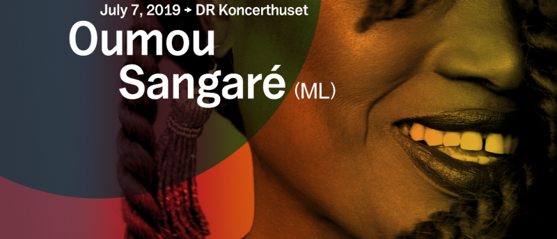 Vestafrikansk kvindeikon til Copenhagen Jazz Festival 2019: Oumou Sangaré indtager Koncertsalen for første gang