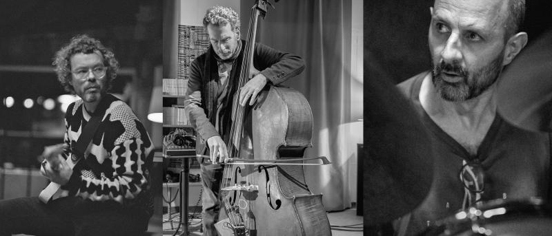 Jakob Bro åbner Brorsons Kirke med premiere på nyt triosamarbejde med Larry Grenadier og Jorge Rossy
