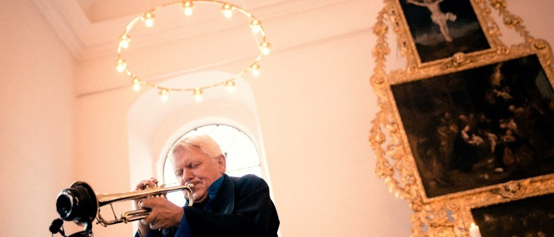New concert series in Brorson's Church: Lyrical Danish jazz masters perform in an intimate church setting