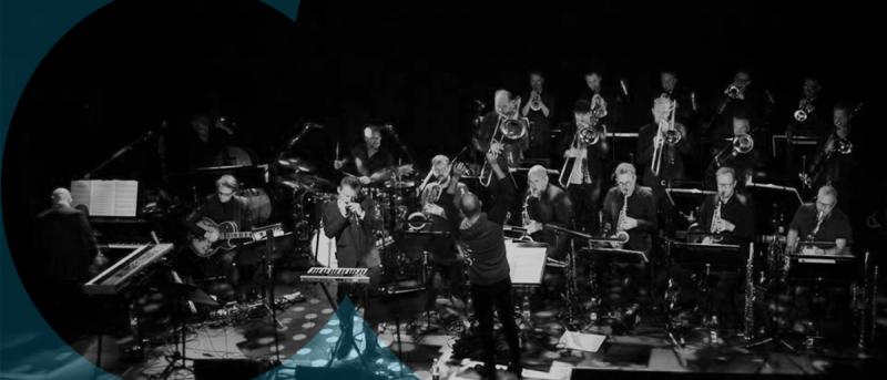 DR Big Band og virtuose Mathias Heise præsenterer anmelderrost fælles album på Jazz by the Sea