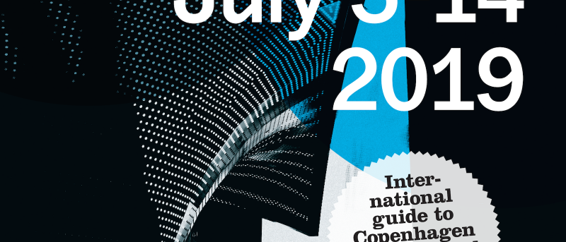 The International Guide to Copenhagen Jazz Festival 2019 is out now!