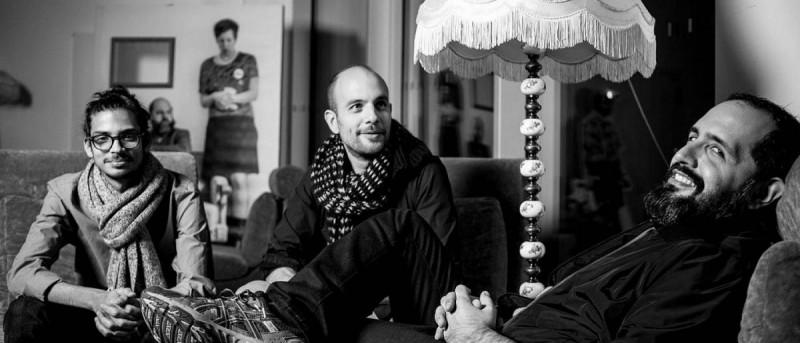 ECM-pianist Shai Maestro fuldender gratis koncertserie i Skuespilhusets foyer med sin trio