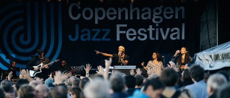 Copenhagen Jazz Festival 2019 emphasized both the community and the future