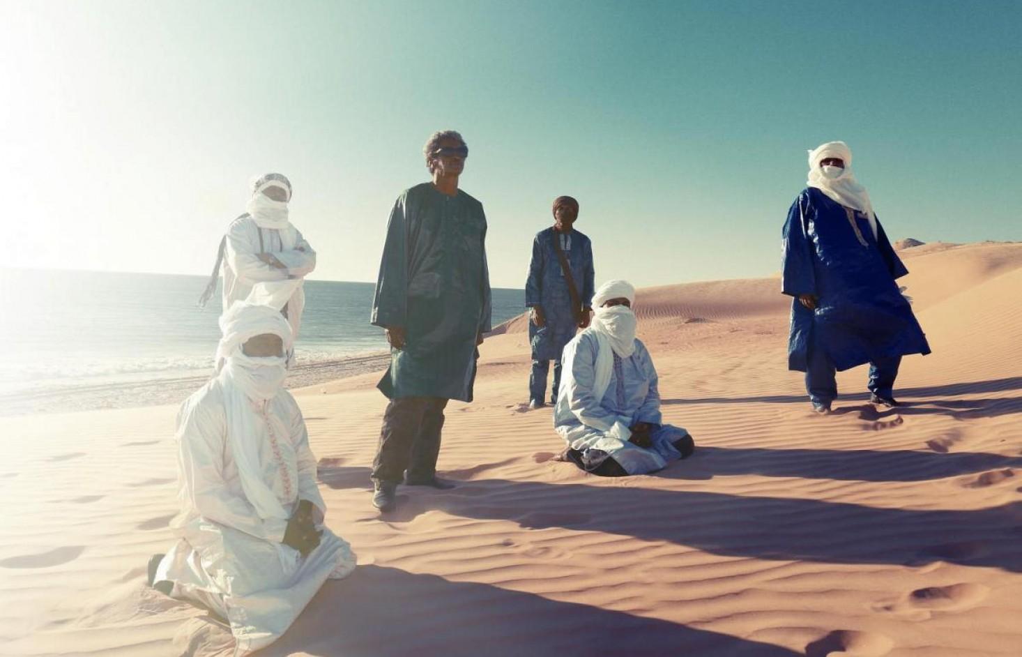 Oplev Tinariwen og deres vestafrikanske ørken-blues i Amager Bio