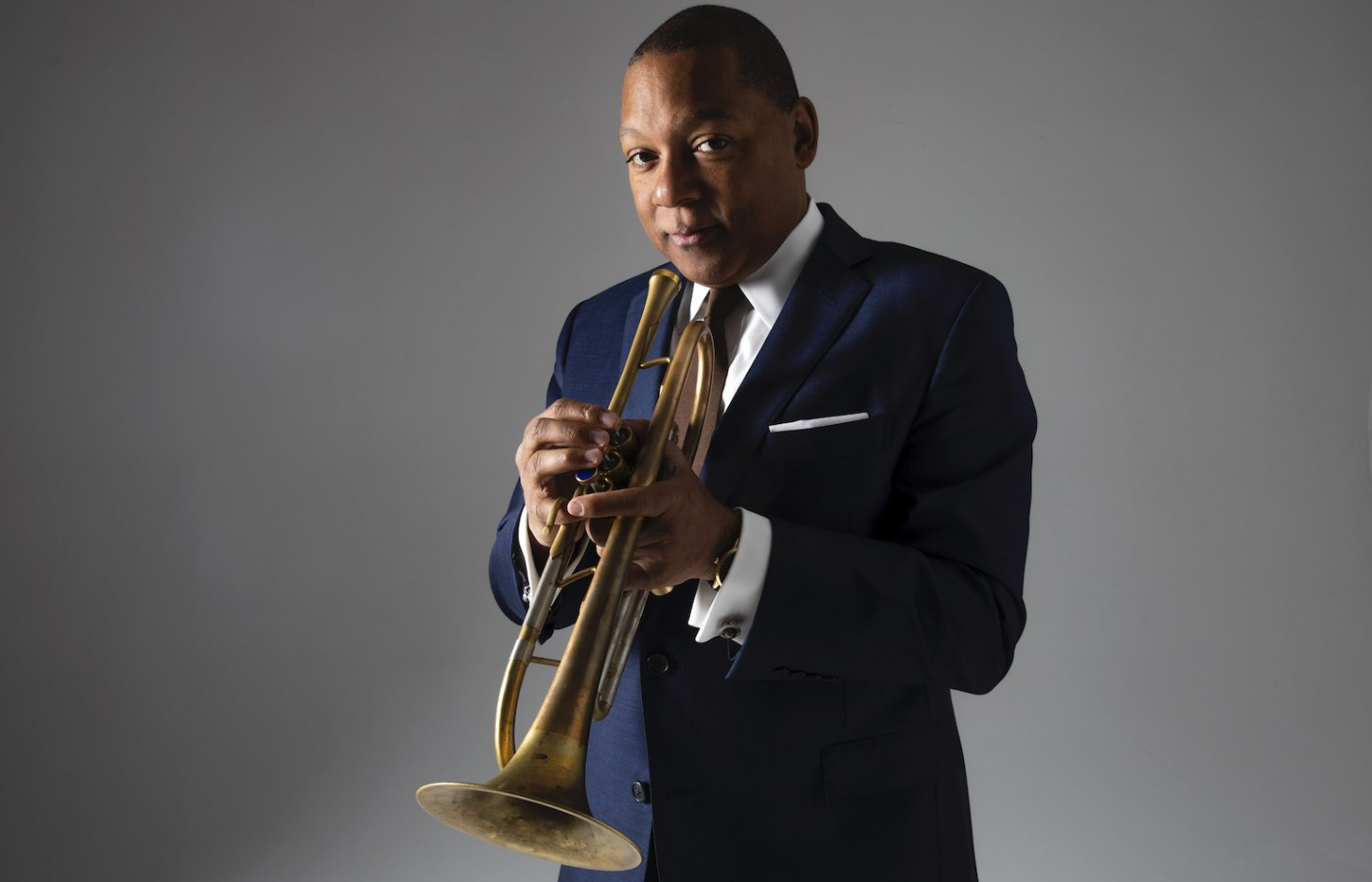 Jazz at Lincoln Center Orchestra with Wynton Marsalis headlines the 20th edition of Vinterjazz