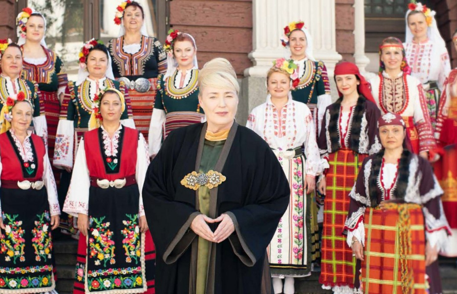 18/10: The Mystery of the Bulgarian Voices feat. Lisa Gerrard –DR Koncerthuset