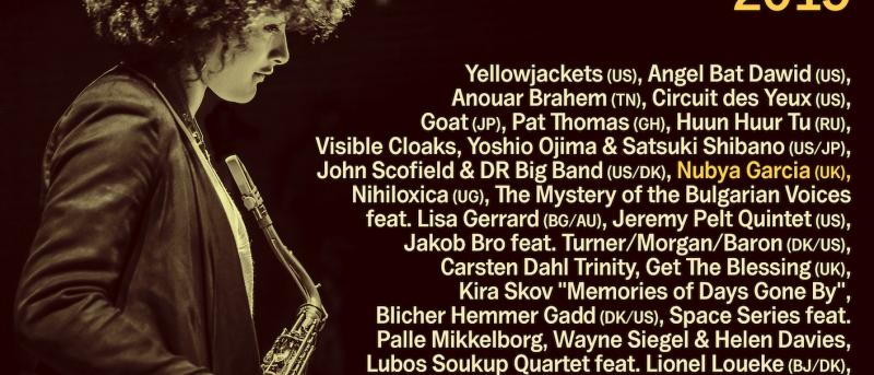 Jazz in Copenhagen: Se efterårets store koncertprogram