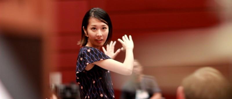 DR Big Band præsenterer ny prisbelønnet japansk chefdirigent i Koncerthuset