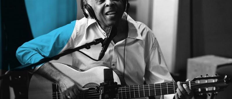 Oplev det brasilianske ikon Gilberto Gil i DR Koncerthuset i foråret 2020
