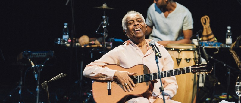 Extra concert with legendary Brazilian icon Gilberto Gil announced for March 15