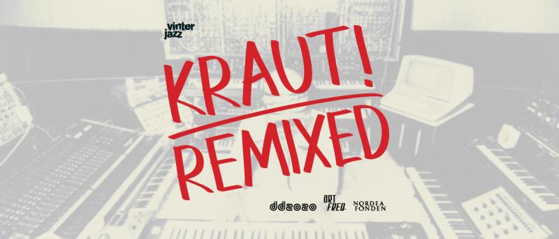 SØS Gunver Ryberg og Cristian Vogel remixer masterbånd fra krautrockens hellige gral til Kraut Remixed