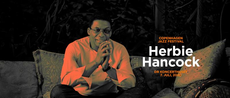 Det futuristiske jazzikon Herbie Hancock melder sin ankomst til CJF 2020