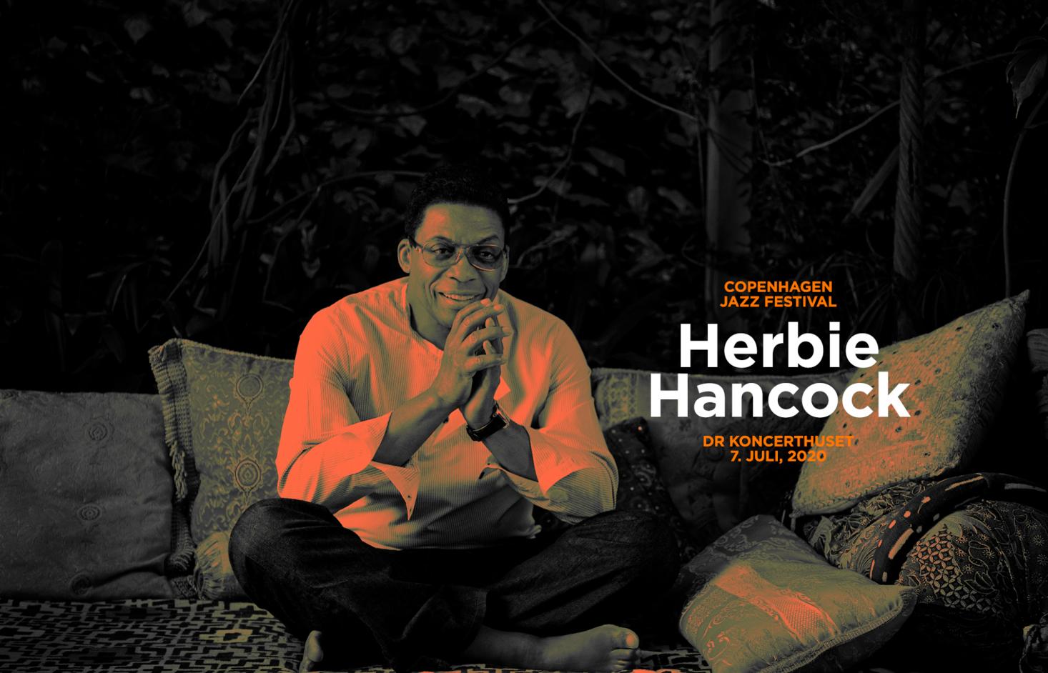 Herbie Hancock (US) og Bremer/McCoy er de første koncertsalsnavne på Copenhagen Jazz Festival 2020
