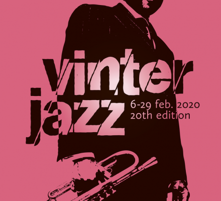 Get the Vinterjazz-poster in our webshop