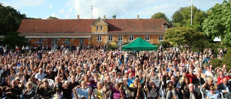 Se Open Air-koncerterne på Copenhagen Jazz Festival her