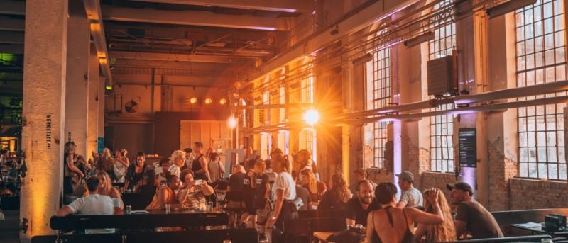 Werkstatt på Refshaleøen præsenterer jazz alle onsdag i november og december (NB: udsat til foråret)