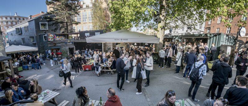 Pumpehuset og Copenhagen Jazz Festival præsenterer bredspektret gratisprogram i Byhaven