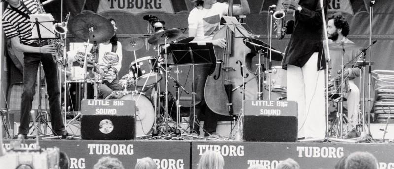 København som jazzby: Copenhagen Jazz Festivals historie – fortalt af Kjeld Frandsen