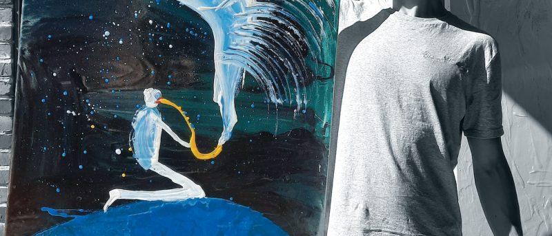 Copenhagen Jazz Festival afslører årets plakatkunstner: Frederik Næblerød