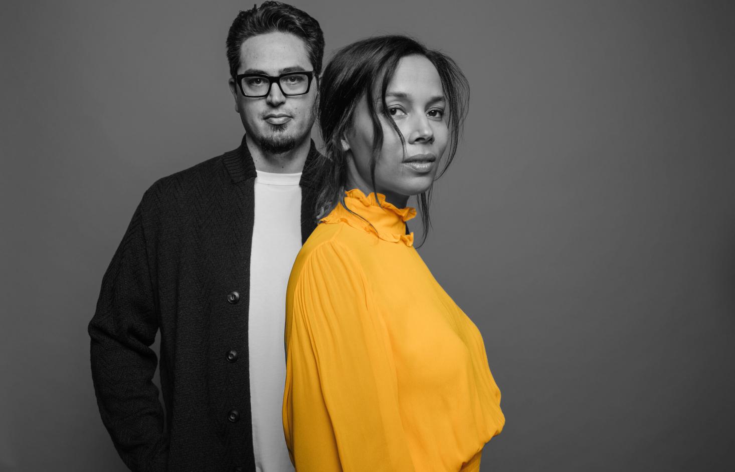 ALICE præsenterer americana-duoen Rhiannon Giddens & Francesco Turrisi i nye rammer på Musikhuset København
