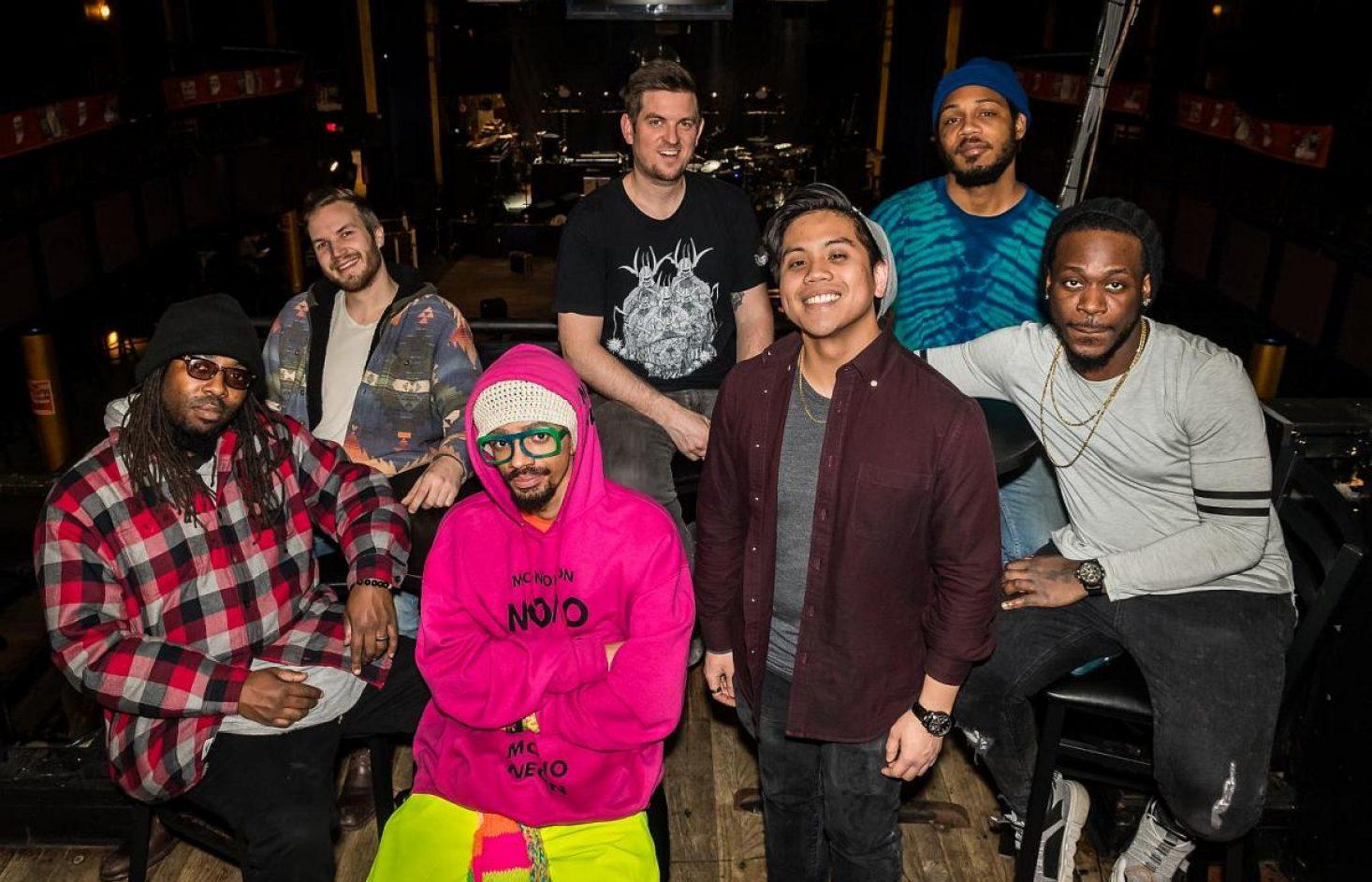 Oplev den amerikanske funk-supergruppe Ghost-Note på Loppen den 26. oktober