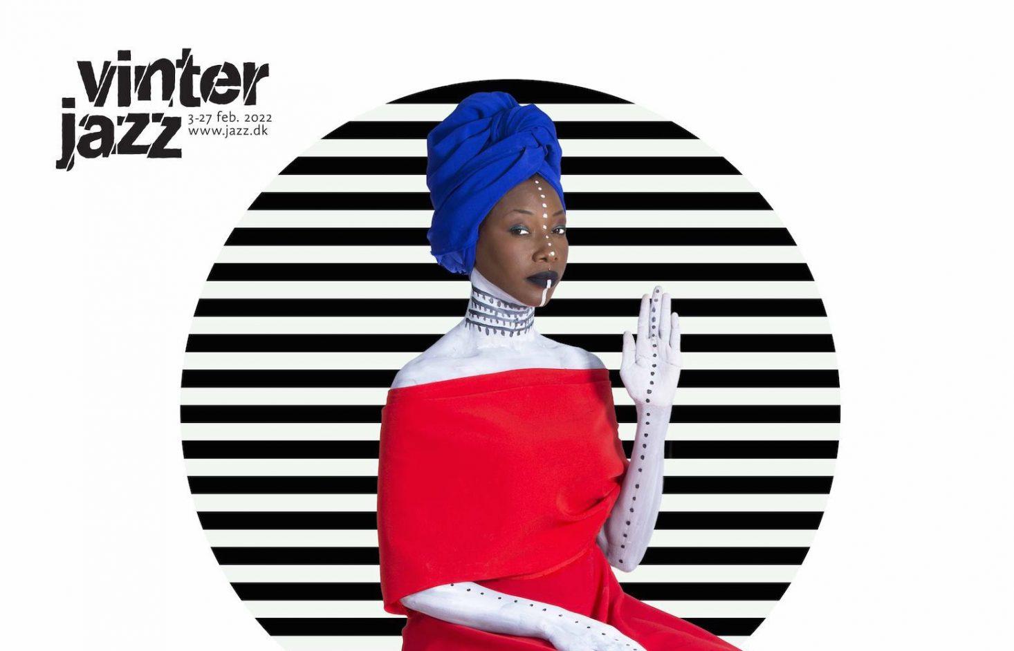 Fatoumata Diawara & DR Big Band join forces for two Vinterjazz-concerts in Svendborg and Copenhagen